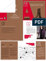 FolletoMaster Arquitectura 2014-15 v3 (1)