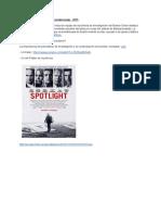 Cine y Periodismo - Listado Peliculas