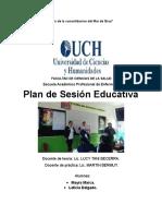 Plan Educativo Mayra