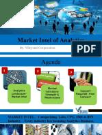 Genpact Analytics PPT 2016