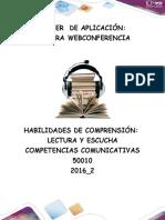 Tallerl Webconferencia
