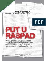 Raif Dizdarević - Put u raspad.pdf