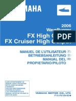 Manuel FX 160 2006
