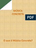 Música Concreta Final