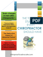 5 Studies Every Chiropractor Should Have (2)