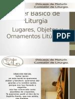 Taller Objetos Liturgicos - 12-02-2015
