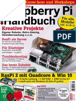 Chip Digital Magazin Spezial Das Ultimative Raspberry Pi Handbuch Februar 2015