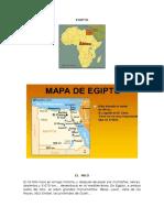 Egipto Para Niños. Nilo. Pirámides. La Esfinge. Las momias