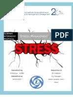 Stress Management New
