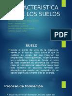 Diapositiva Caracteristicas de Los Suelos