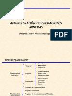 ADM. OP. MINERAS PLANIFICACIÓN MINERA.pptx