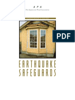 APA - Earthquakes Safeguards