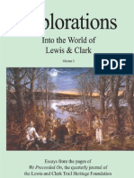Explorations into the World of Lewis and Clark Volume III