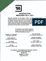 ATSG+Mercedes+Benz+Automatic+Transmission+722.3,+722.4