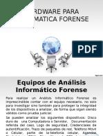 Hardware Para Informatica Forense