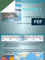 1.1.1. PANORAMA DEL PERIODO 3°
