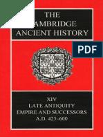 Volume 14 - Late Antiquity, Empire and Successors AD 425–600.pdf