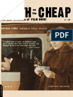 Arthur Lyons - Death on the Cheap. the Lost B Movies of Film Noir