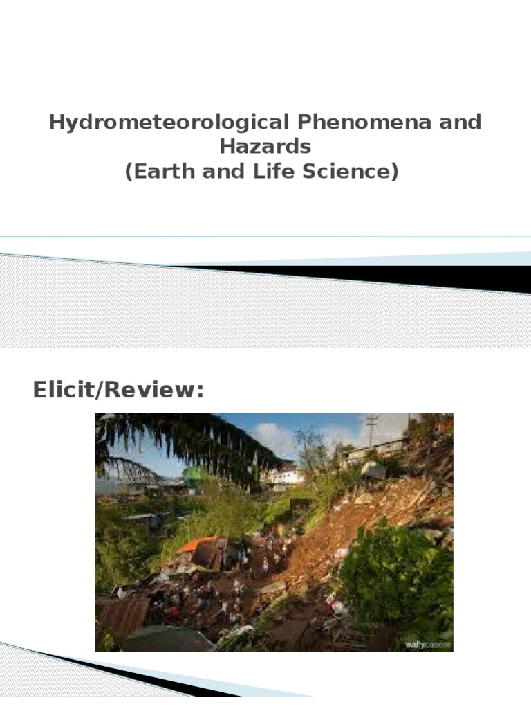 basic meteorological concepts and phenomena and