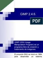 Gimp Presentacion