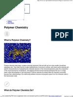 Polymer Chemist
