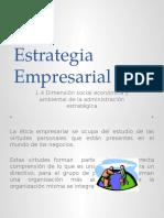 Estrategia Empresa Rial
