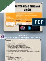 CLASES DE ADMINISTRACION UPEU N° 1 Ing. Jiménez.pptx