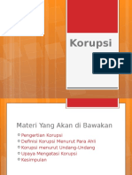 Korupsi (Paper)
