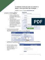 02 Como Crear Una Cuenta en Facebook