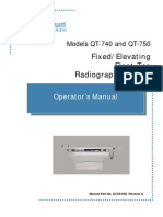 DC30-006 Quantum QT-740 & QT-750 Operator Manual Rev G