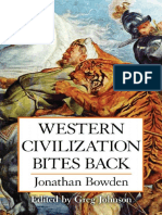 Jonathan Bowden Western Civilization Strikes Back