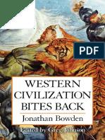 Jonathan Bowden Western Civilization Strikes Back