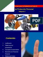 Elementos de Protección Personal Parcial 3