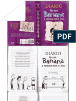 Diário de Um Banana-A Verdade Nua e Crua