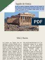El Legado de Grecia