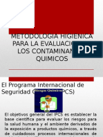 Diapositivas Higiene Industrial