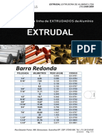 Catalogo Extrudal 2016 - Linha Industrial