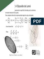 1.1 - Elipsoide - Tensiones Octaédricas