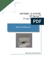 DC30-011 Odyssey_Q-Vision HF Generator Service Manual_Rev W