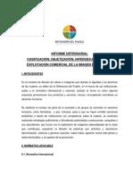 Informe Defensorial Cosificacion de La Imagen de La Mujer
