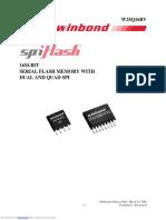 Winbond Electronics Corp America w25q16bv 01ddc1977d