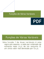 01_Funcoes de Varias Variaveis