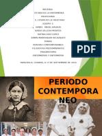 PERIODO COMTEMPORANEO