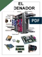 Componentes físicos de un ordenador