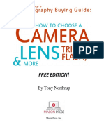 Photography Buying Guide
