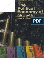 Baran - The Political Economy of Growth