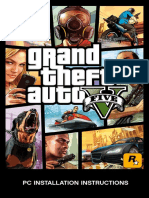 GTAV Installation Instructions ESRB