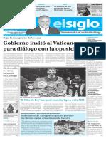 Edicion Impresa El Siglo 25-09-2016