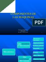 Componentes de Las Maquinas