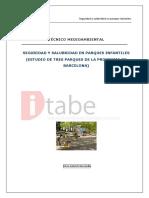 Auditoria Parques Infantiles ITABE
